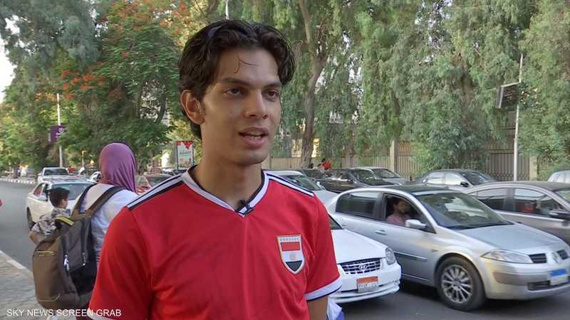 مشجع منتخب مصري