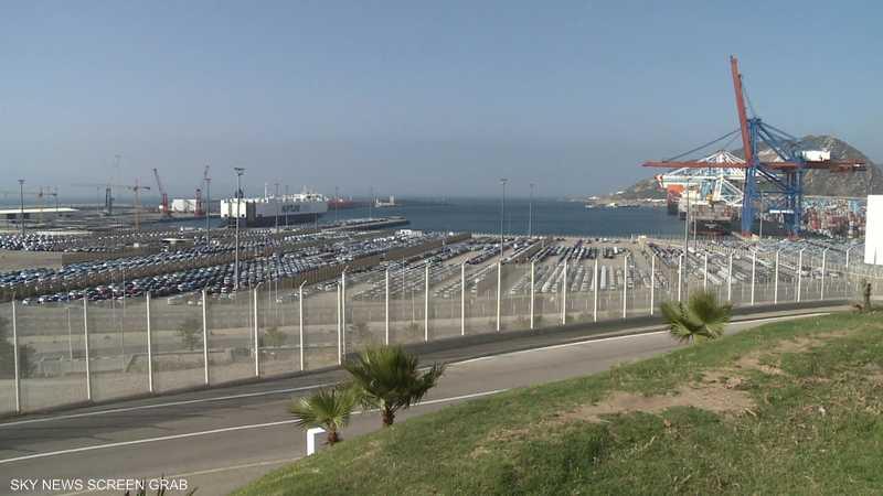 المغرب.. توسعة جديدة تضاف إلى ميناء طنجة