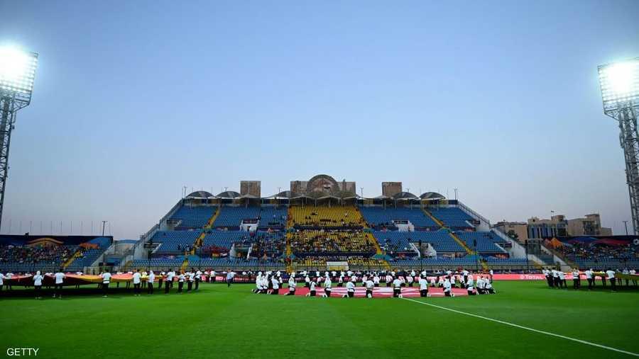ملاعب بطولة أفريقيا لم تشهد هدفا واحدا بيوم غريب
