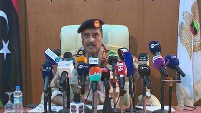 الجيش الليبي: 17 دقيقة تثبت مؤامرة الميليشيات في تاجوراء