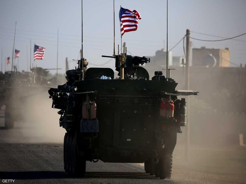 يوجد نحو ألفي جندي أميركي شمالي سوريا.
