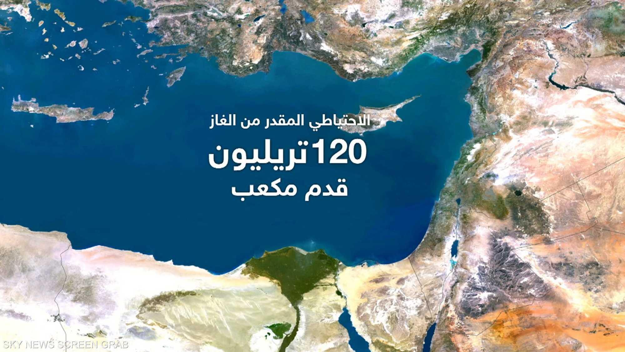 خبراء: الصراع حول الغاز في المنطقة قد يشعل حربا إقليمية