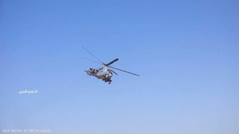 سلاح الجو الليبي يستهدف مواقع الميليشيات في طرابلس. أرشيف
