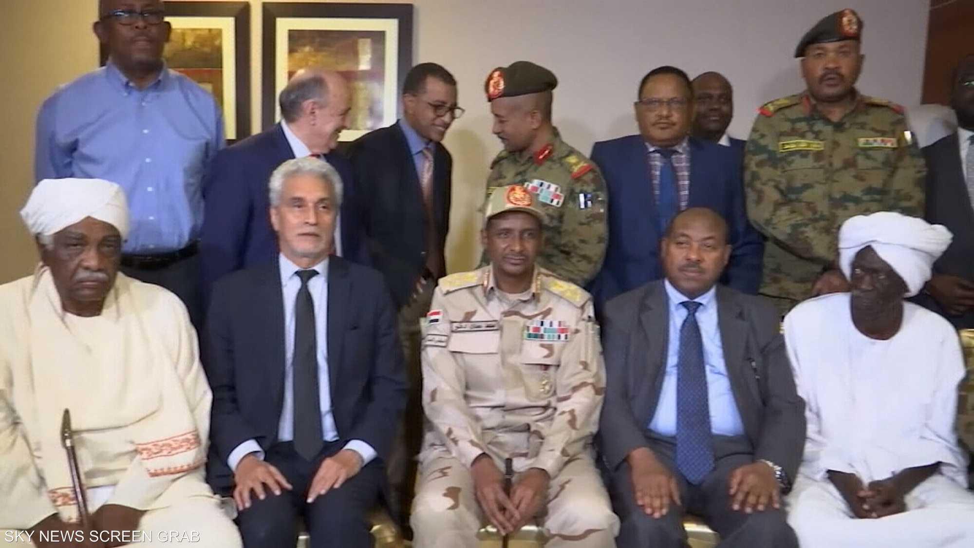 المجلس العسكري والحرية والتغيير يتوصلان لصيغة نهائية للاتفاق