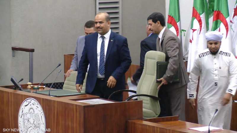 رئيس جديد لمجلس النواب الجزائري
