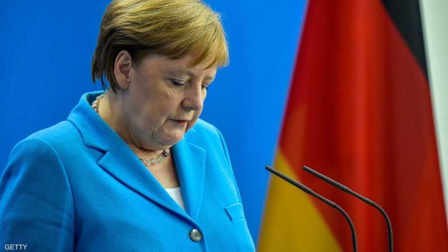 المستشارة الألمانية أثارت قلقا عالميا مؤخرا بشأن صحتها