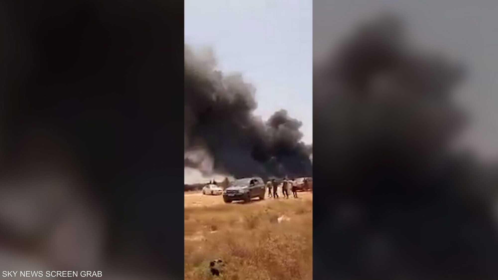 قتلى وجرحى بانفجار سيارة مفخخة في بنغازي