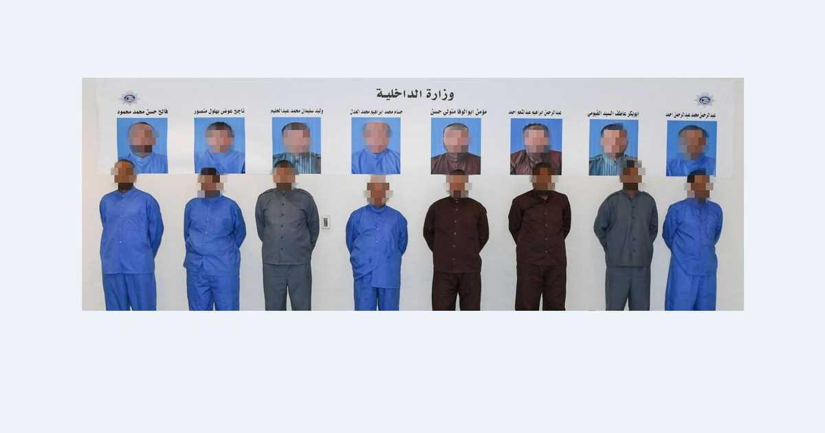 هربوا من العدالة في مصر.. الكويت تعتقل خلية إخوانية إرهابية   أخبار سكاي نيوز عربية