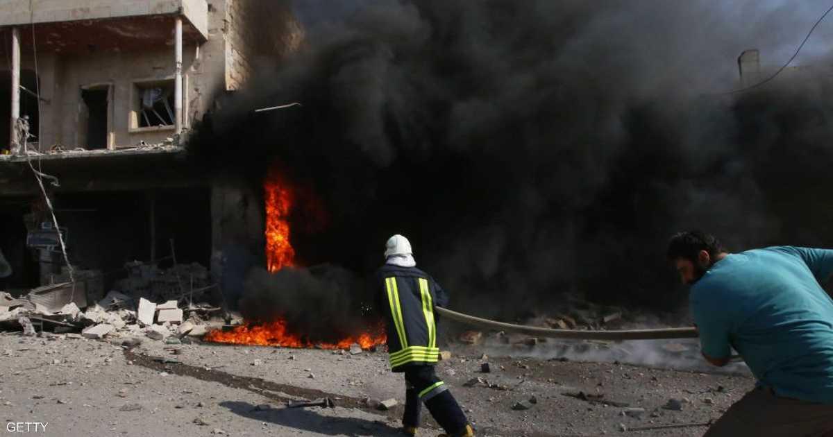 إدلب.. معركة سوريا  الاستثنائية    أخبار سكاي نيوز عربية