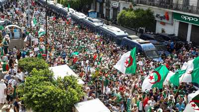 الجزائر.. ضبط خلية إرهابية خططت لهجمات ضد متظاهرين