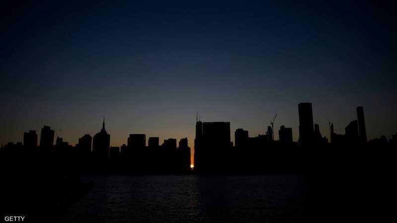 المدينة التي لا تنام تغرق في الظلام بعد عطل كهربائي
