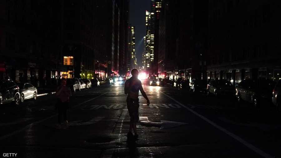هل يصدق أحد أن هذه نيويورك؟