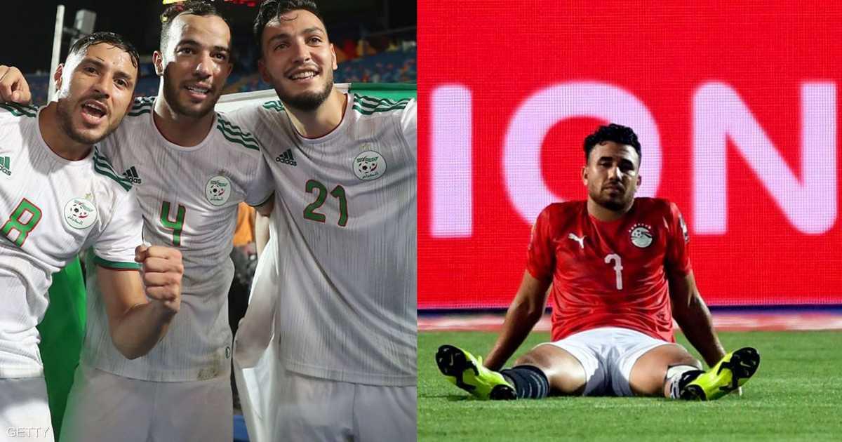 كأس أمم أفريقيا.. لماذا فشلت مصر ونجحت الجزائر؟   أخبار سكاي نيوز عربية
