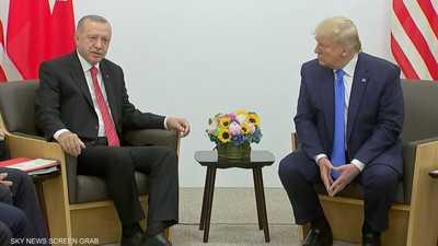 """بعد """"الشحنة"""".. رسالة سريعة من أردوغان إلى ترامب"""