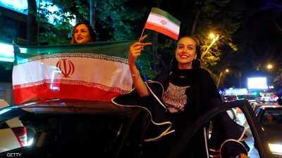 """تقرير يرصد تمرد الإيرانيات على """"الحجاب الإلزامي"""""""