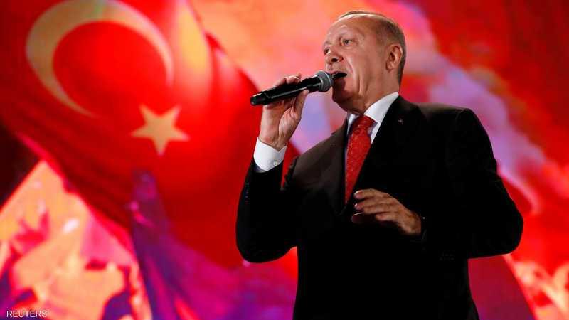 أردوغان: اكتمال نشر منظومة إس-400 الصاروخية بحلول أبريل