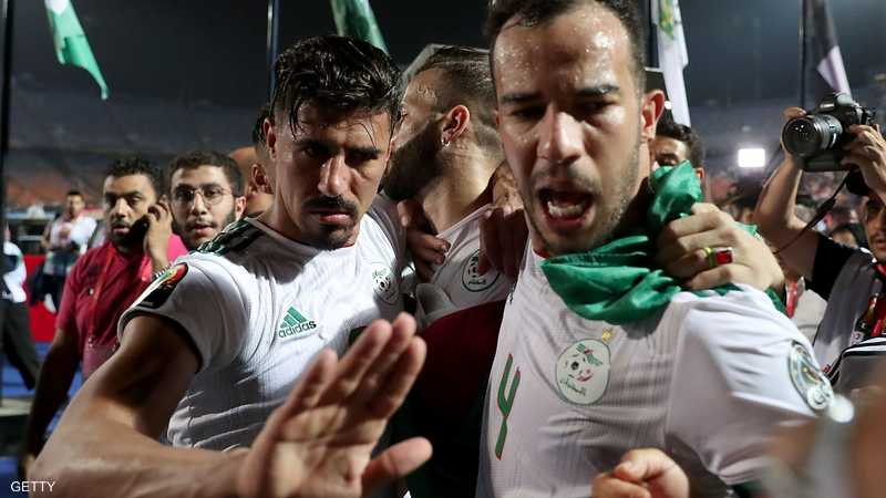 مصر ترحل مشجعين جزائريين بعد مباراة نصف نهائي أمم أفريقيا 1-1268213.JPG