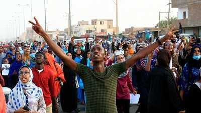قوى الحربة والتغيير تطالب بخضوع أعضاء مجلس السيادة للمحاكمة.