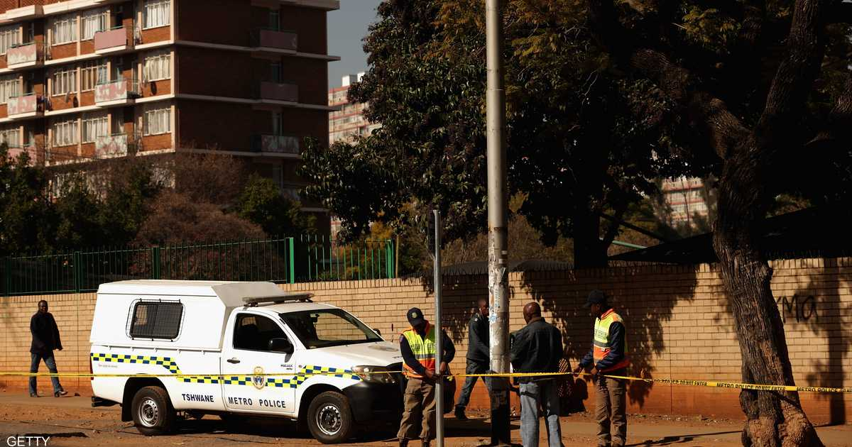 مقتل لاعب كرة قدم سابق بإطلاق نار في جنوب أفريقيا   أخبار سكاي نيوز عربية