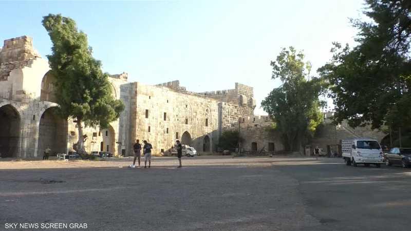 قلعة دمشق القديمة.. حلقة الوصل بين الماضي والحاضر