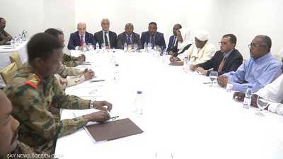 السودان.. وفدا التفاوض يلتقيان الثلاثاء