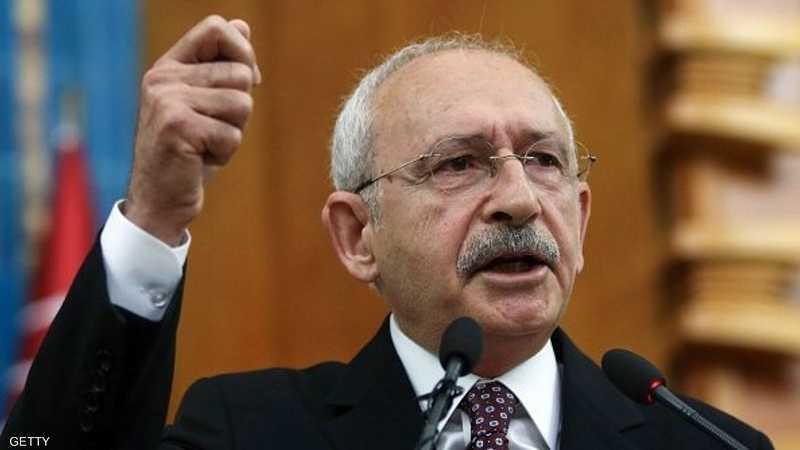 زعيم المعارضة التركية لأردوغان: اترك الإخوان وتصالح مع مصر