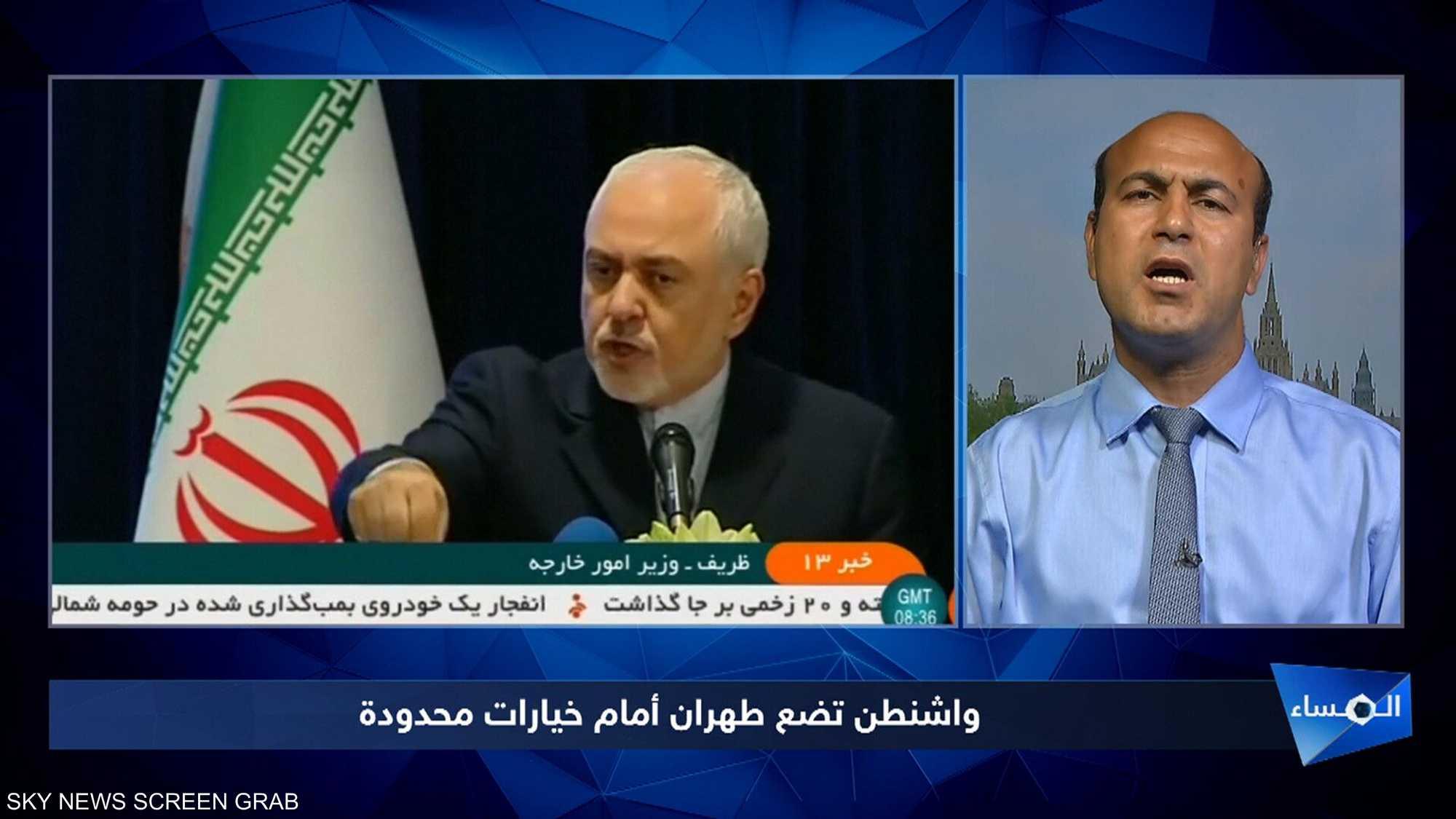 واشنطن تضع طهران أمام خيارات محدودة