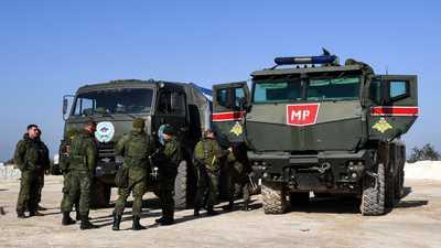 موسكو تنشر قوات برية ضمن حملة في إدلب