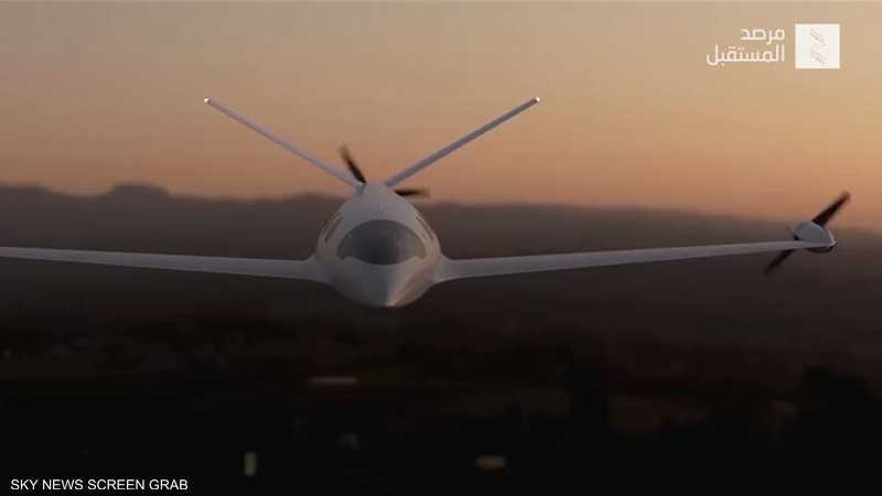 طائرة كهربائية عديمة الانبعاثات