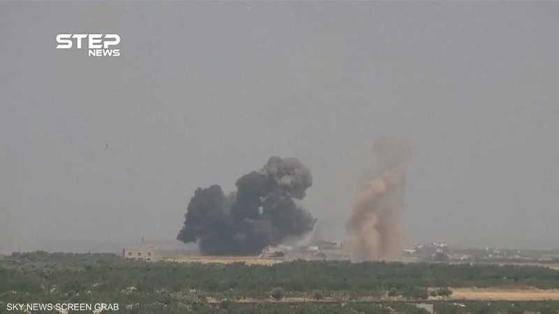 روسيا تنفي مشاركة قواتها في القتال في إدلب