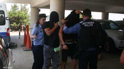 عناصر من شرطة قبرص