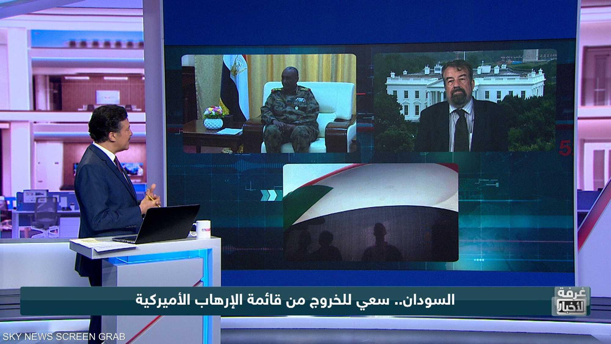 السودان.. ومساعي الخروج من قائمة الإرهاب الأميركية