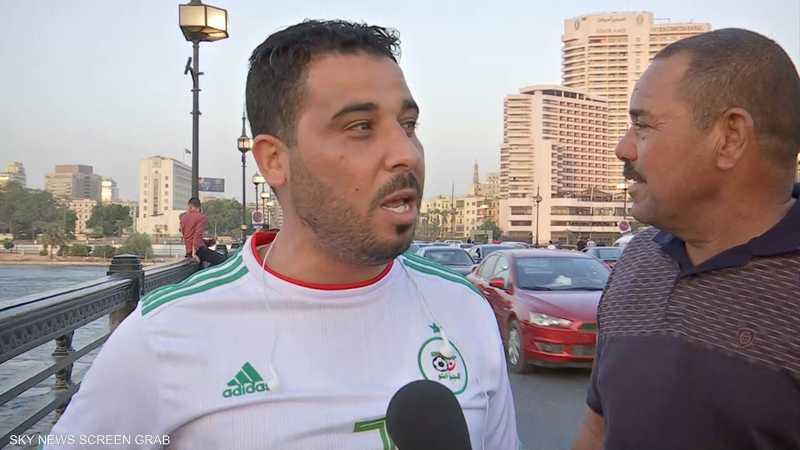 الجمهور الجزائري