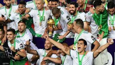 """الجزائر تستعد لاستقبال """"الأبطال"""".. وموقف الرئيس """"غير محدد"""""""