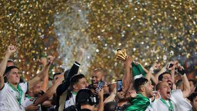 """الجزائر و""""نحس"""" كأس القارات.. حلم لم ولن يتحقق"""