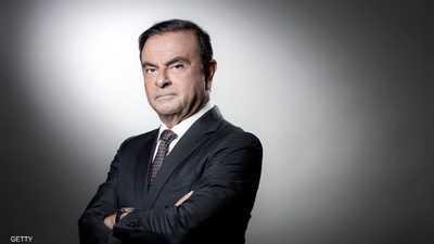 """كارلوس غصن يطالب """"نيسان"""" و""""ميتسوبيشي"""" بتعويض كبير"""