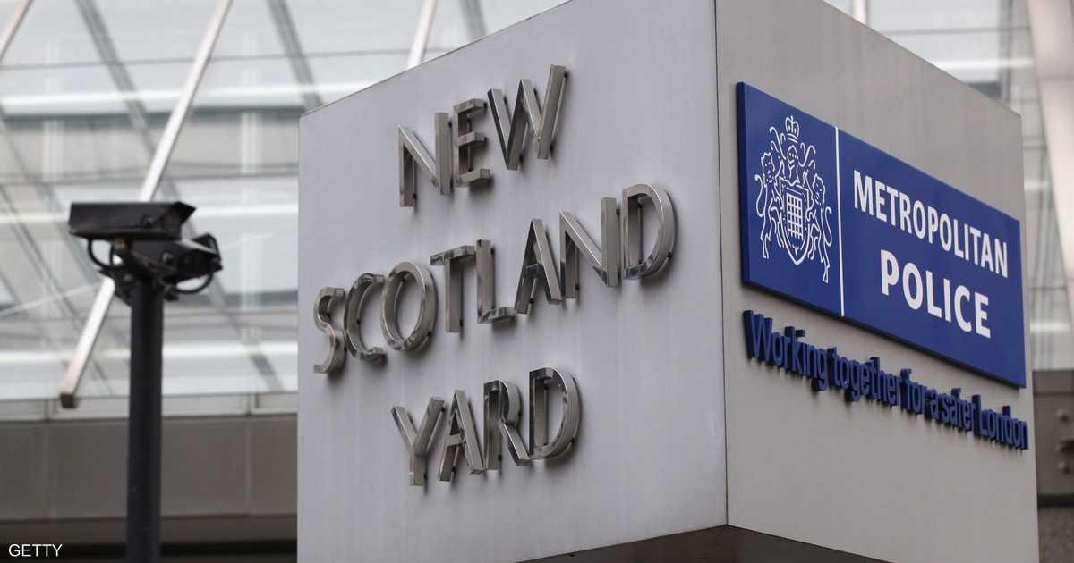 قرصنة حساب شرطة لندن على تويتر نشر رسائل غامضة
