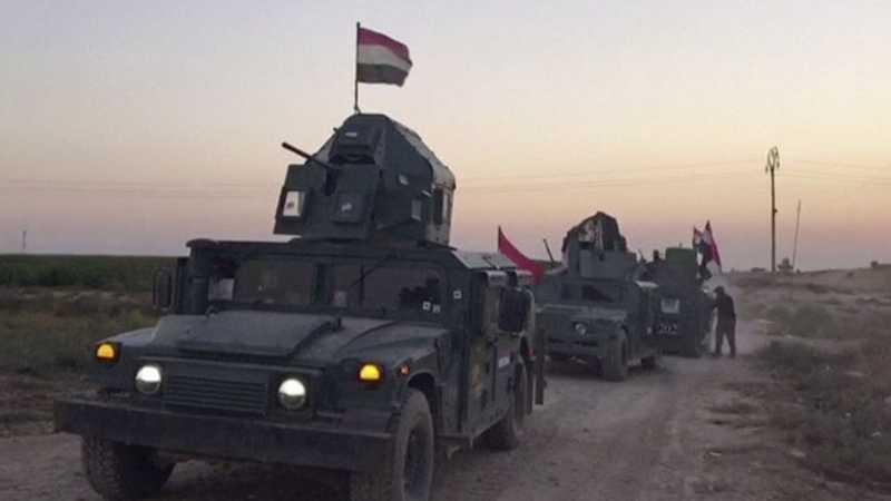 العراق وحزام بغداد