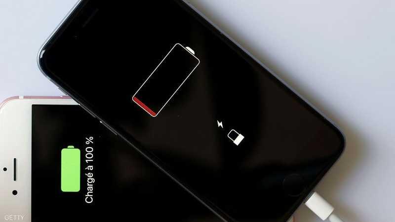 البطارية صار من المعايير المهمة في الهواتف الذكية