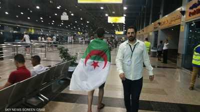 مصر تنهي أزمة الجزائريين العالقين بمطار القاهرة
