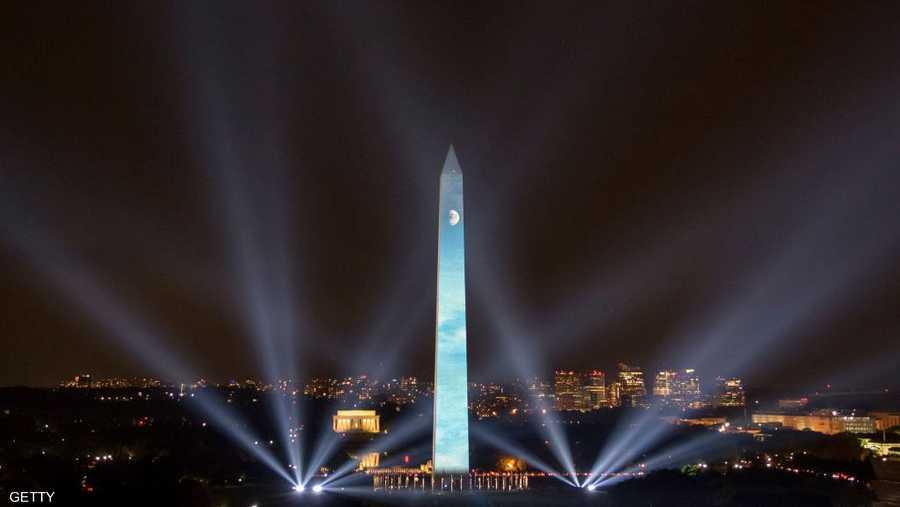 الاحتفالات في واشنطن