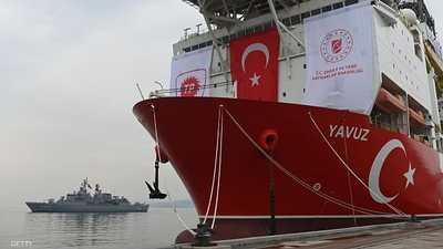 """تركيا """"ترضخ"""" للعقوبات الأوروبية بشأن التنقيب شرقي المتوسط"""