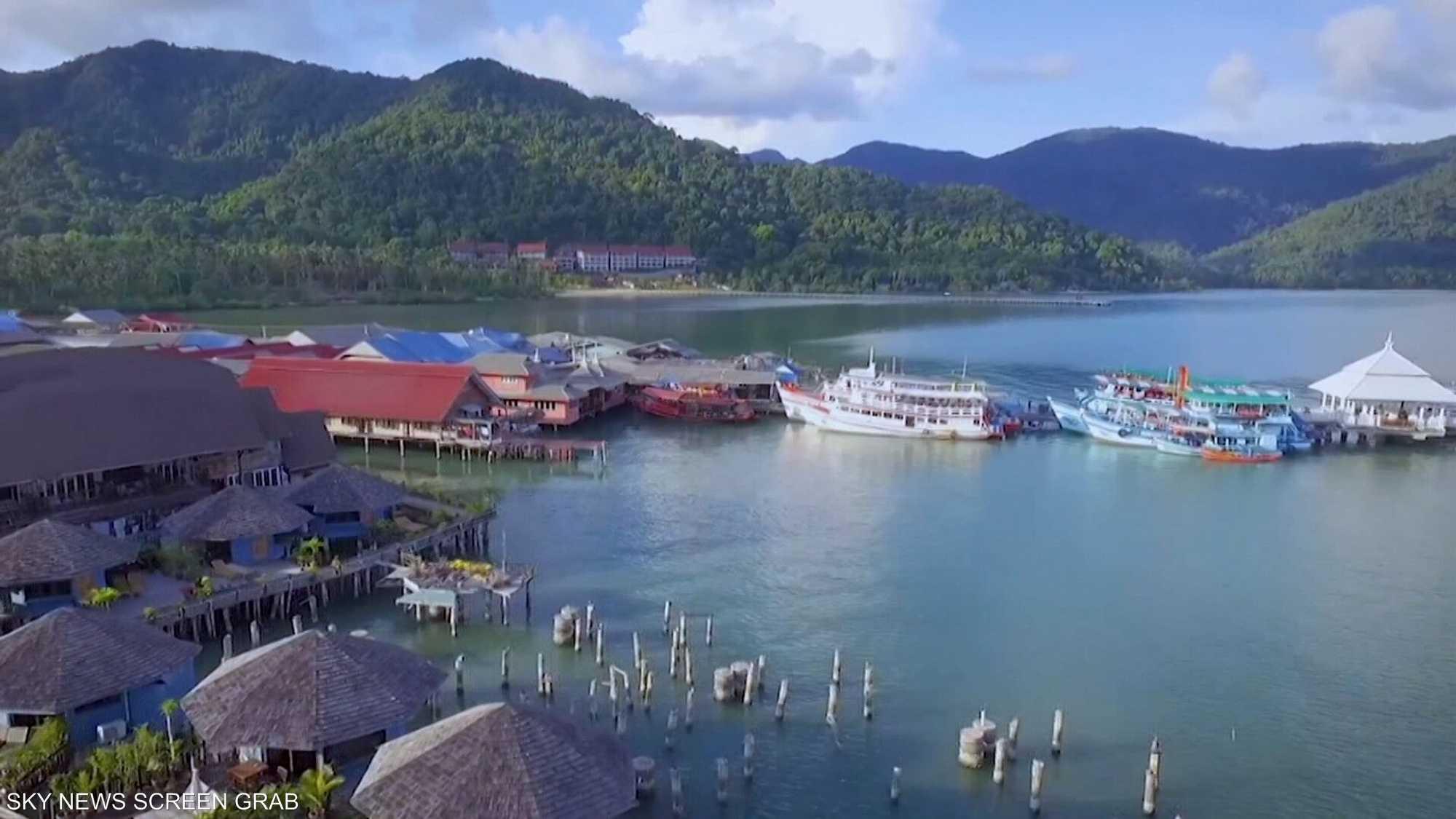 """جولة في جزيرة الأفيال التايلاندية...""""كوه تشانغ"""""""