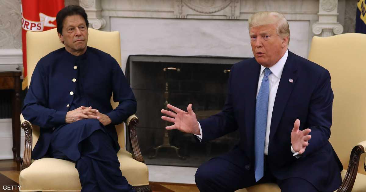 ترامب: نتعاون مع باكستان لإيجاد حلول لإنهاء الحرب بأفغانستان