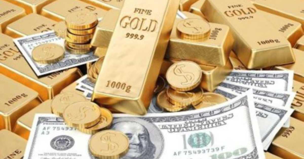 جني الأرباح يهبط بالذهب