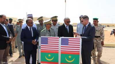 أميركا تدعم نواكشوط بالسلاح لمكافحة الإرهاب