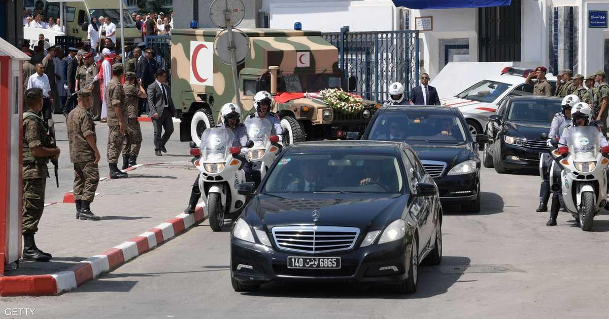 تونس تودع الرئيس.. جنازة وطنية بحضور زعماء العرب والعالم   أخبار سكاي نيوز عربية