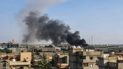 الجيش الليبي يستهدف مطارا يستخدم لإقلاع طائرات تركية مسيرة