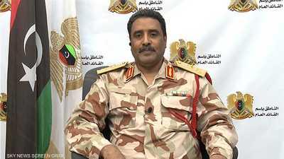 المسماري: الميليشيات الليبية قناع للتدخلات التركية القطرية