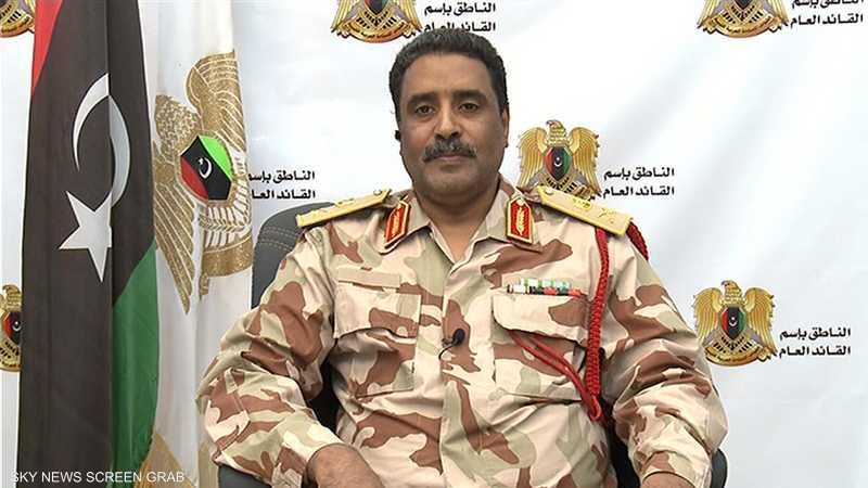 المسماري: نتقدم في معركة طرابلس
